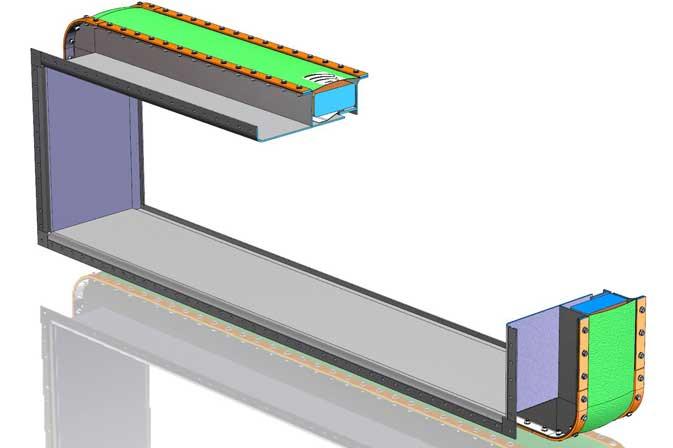 Fabric Expansion Joints | Flextech Industries